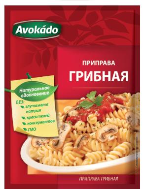 Avokado mushroom seasoning Image