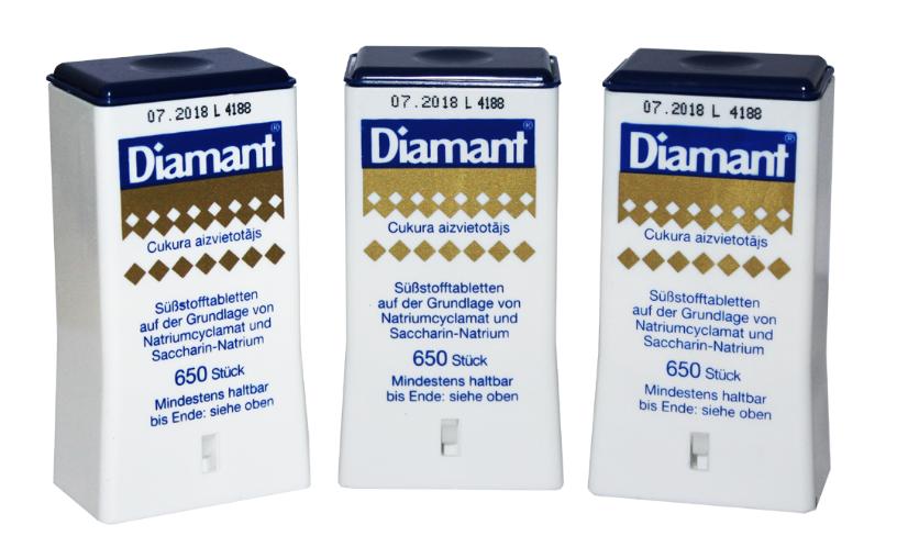 DIAMANT sweetener Image