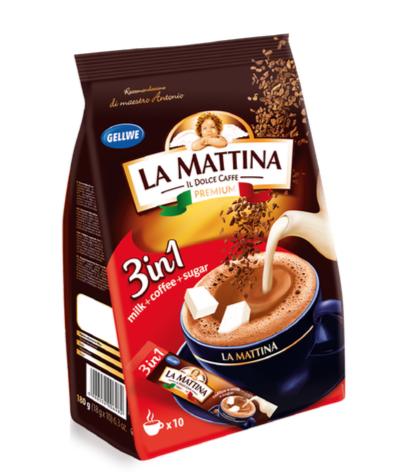 LaMattina coffee 3 in 1 Image