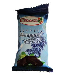 "Candy ""Putna piens Saleks""  Image"