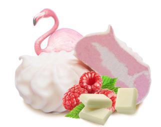 """Glazed zephyr """"Flamingo""""  Image"""