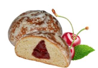 "Pryaniki ""Favorīts"", cherry-flavoured Image"