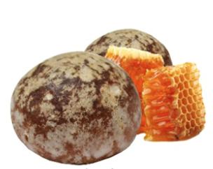 "Pryaniki ""Medus ar ābolu piedevu"", honey-apple flavoured Image"